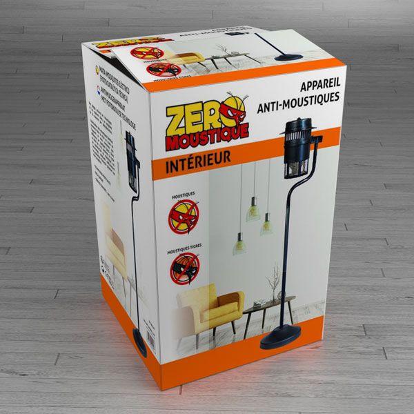 Appareil anti moustiques intérieur - ZEROMOUSTIQUE