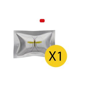 Pastille de recharge pour appareils anti-moustique Zeromoustique ZM-2 3 d685da87d2a7